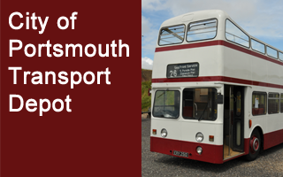City of Portsmouth Preserved Transport Depot