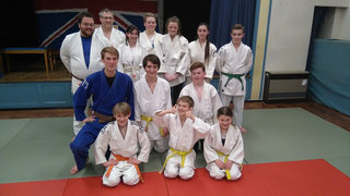 Court Lane Judo Club