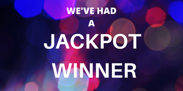 £25,000 jackpot won for first time